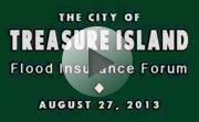 Flood Insurance Reform Act Forum at Treasure Island